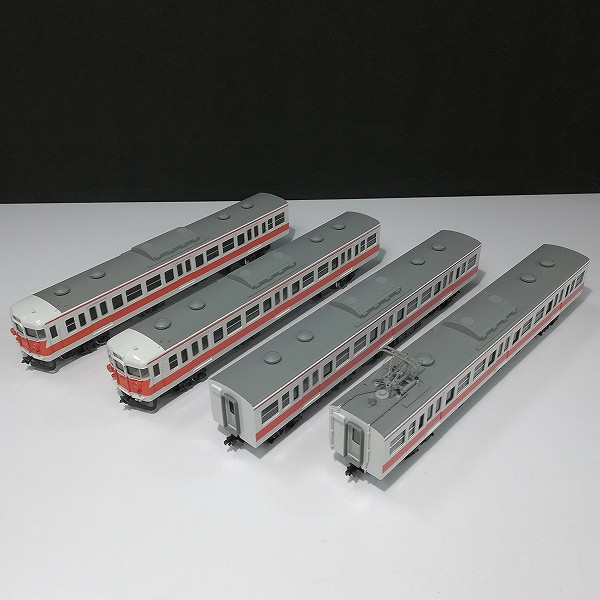 エンドウ HO 113系 4輌セット 関西線色 クハ111 モハ112 モハ113_3