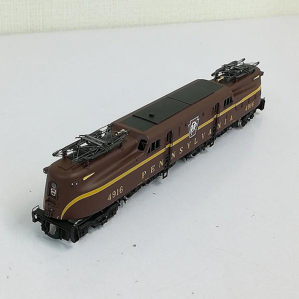 KEY HO ペンシルバニア鉄道 GG-1 電気機関車 SINGLE STRIPER_2