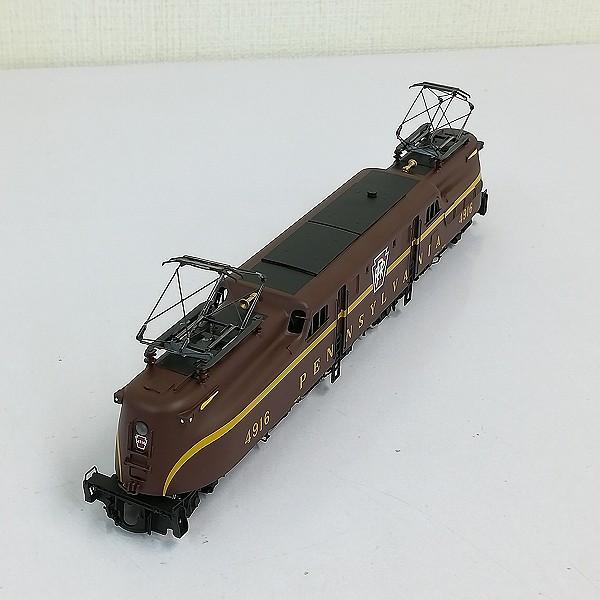 KEY HO ペンシルバニア鉄道 GG-1 電気機関車 SINGLE STRIPER_3