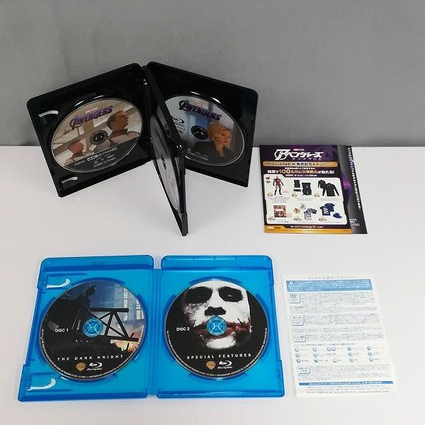 BD/DVD アベンジャーズ/エンドゲーム アイアンマン2 シャーロック・ホームズ シャドウゲーム 他_2