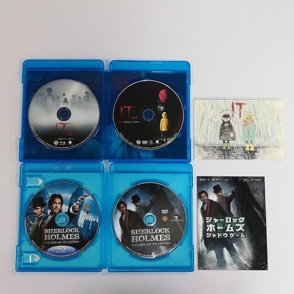 BD/DVD アベンジャーズ/エンドゲーム アイアンマン2 シャーロック・ホームズ シャドウゲーム 他_3