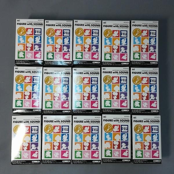 バンプレスト Nintendo ドットグラフ サウンド付フィギュア 1BOX_2
