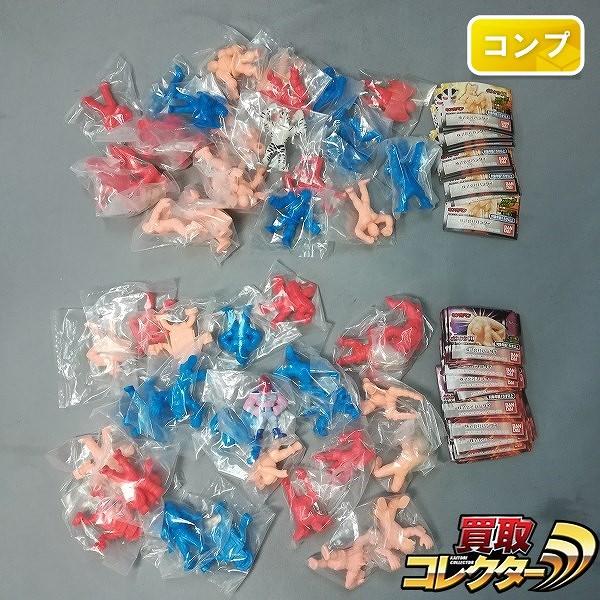 キン肉マン キンケシ 09 10 各弾コンプ カラーリングver.含む_1
