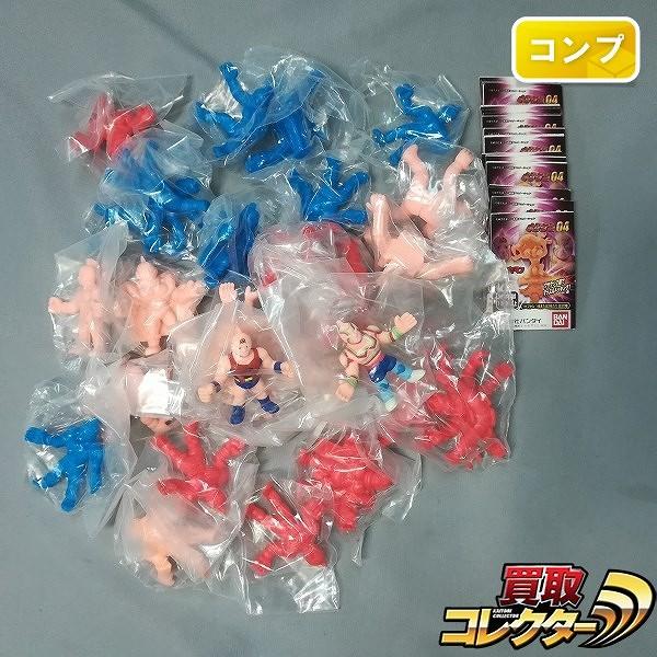 キン肉マン キンケシ 04 カラーリングver.含む 全20種_1