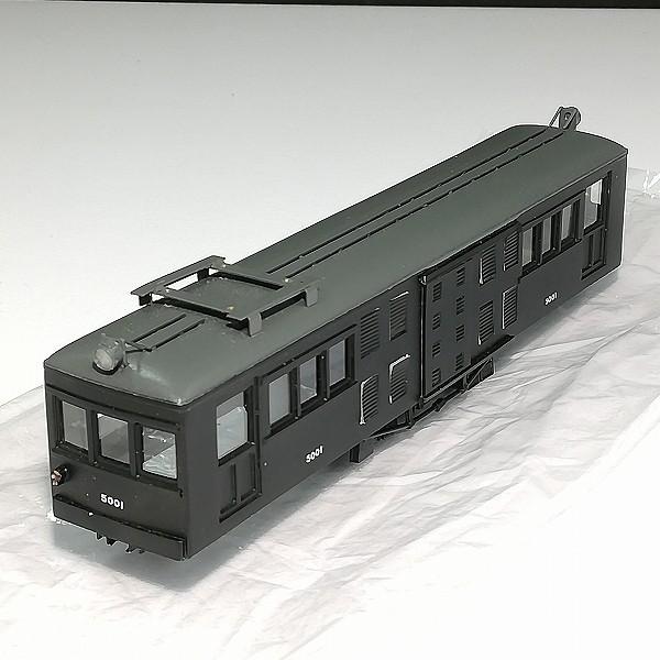 ペーパー製 HO ボディ 阪急 5001形 貨車_3