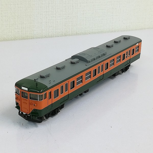 エンドウ HO 近郊型113系電車 クハ111 湘南色 2100番台_2