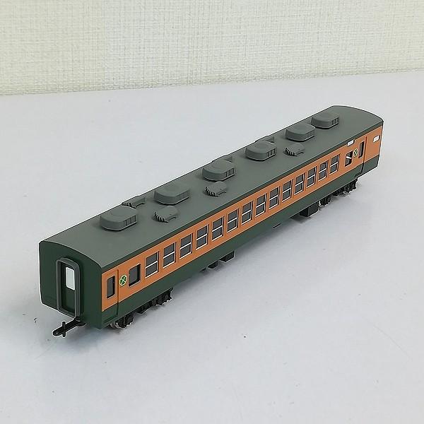 エンドウ HO 近郊型113系電車 サロ110 湘南色 1200番台_3