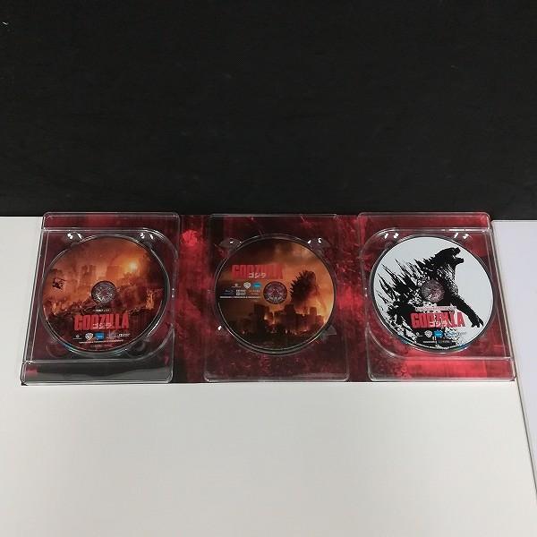 シン・ゴジラ Blu-ray 特別版 3枚組 + Blu-ray/DVD GODZILLA(2014) 完全数量限定生産5枚組_3