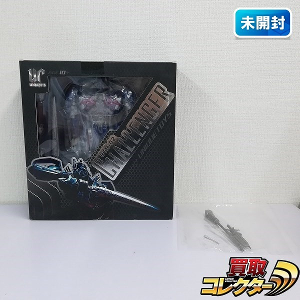 Unique Toys ユニークトイズ UTR-02 Challenger チャレンジャー_1