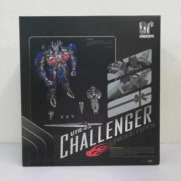 Unique Toys ユニークトイズ UTR-02 Challenger チャレンジャー_2