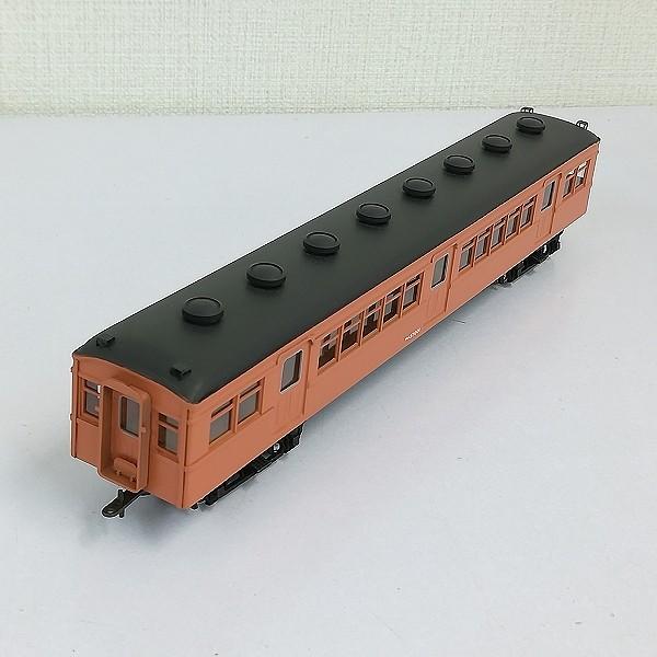 ペーパー製 HO サハ 57001 片町線 旧国電_2
