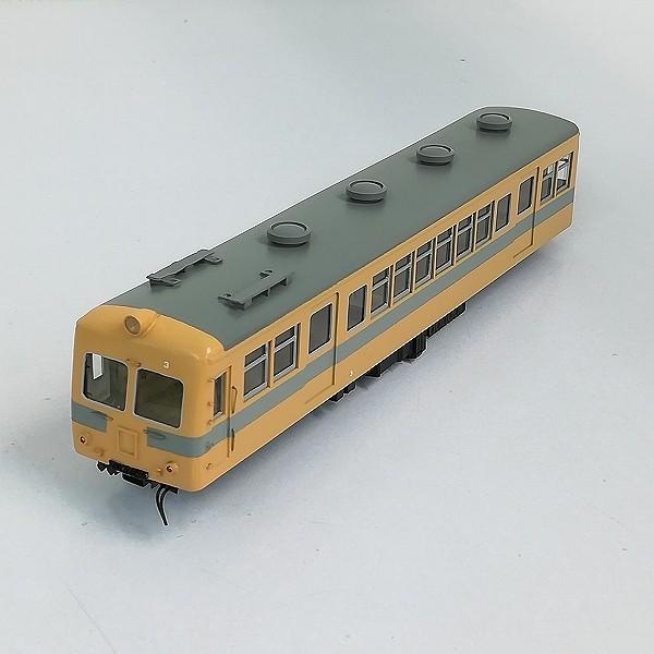 ペーパー製 HO 床板付 ボディ 近江鉄道 モハ3_2