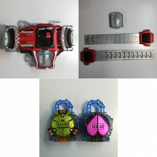 仮面ライダー鎧武 DXゲネシスドライバー DXピーチエナジーロックシード_3