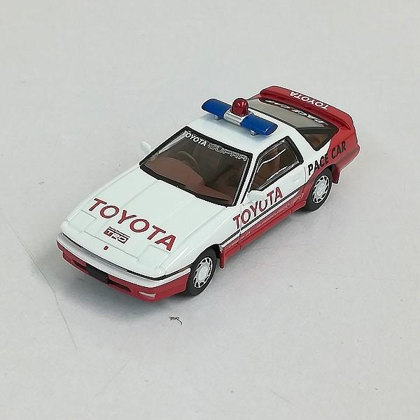 トミカリミテッドヴィンテージNEO LV-N141a トヨタ スープラ ペースカー86年式_3