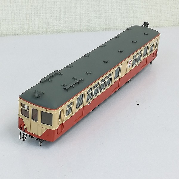 ペーパー製 HO 床板付 ボディ 近江鉄道 モユニ11_3