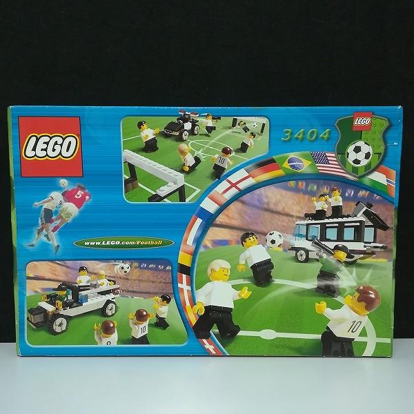 LEGO レゴ 3404 サッカーモデル ナショナルチーム・バス(黒) レゴサッカー 2 ターゲットセット 3 ポイントセット_2