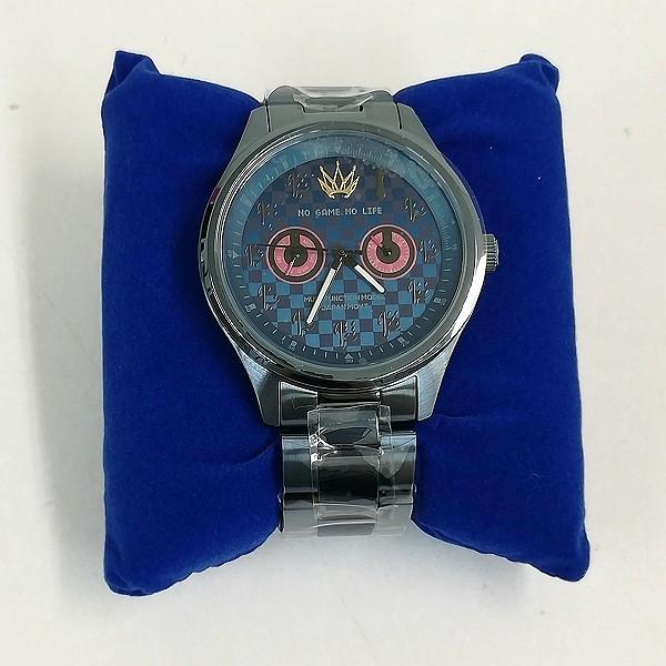 Super Groupies ノーゲーム・ノーライフ  『  』(くうはく)モデル 腕時計_2
