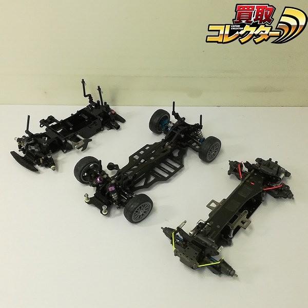 タミヤ 1./10 電動RC TA-03F M-02 京商 SPIDER TF-2 TYPE-R_1