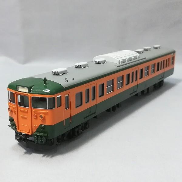 エンドウ HO 近郊型 113 系電車 クハ 111 湘南色 0番代 奇数車_2