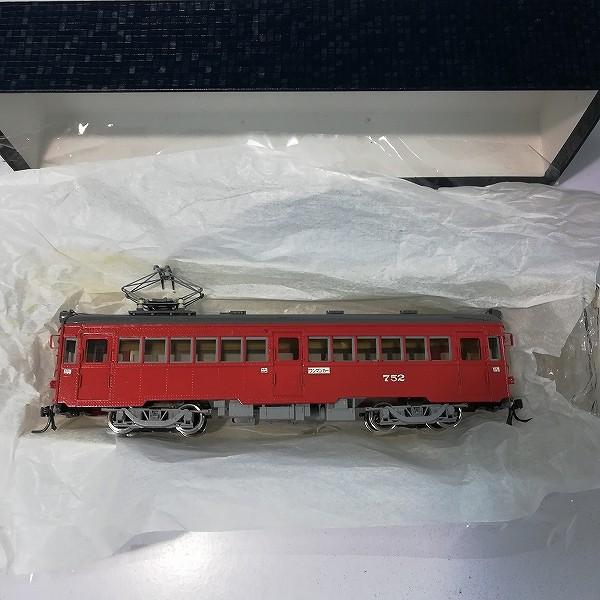 フクシマ模型 HO 名鉄 モ750_2