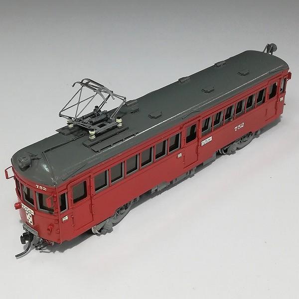 フクシマ模型 HO 名鉄 モ750_3