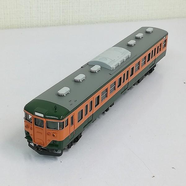 エンドウ HO 近郊型113系電車 クハ111 湘南色 0番代 偶数車_2