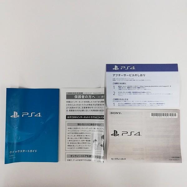 PlayStation 4 CUH-2100A B01 500GB ジェット・ブラック_3