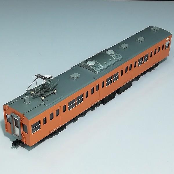 エンドウ HO 201系通勤形電車 モハ201 パンタ1基車 中央快速線色_3