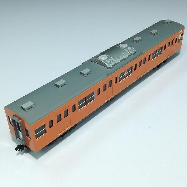 エンドウ HO 201系通勤形電車 サハ201 オレンジ 中央快速線色_3