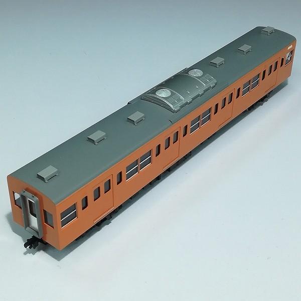 エンドウ HO 201系通勤形電車 モハ200 オレンジ 中央快速線色_3