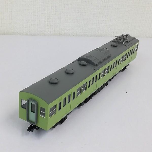 KTM カツミ HO 103系 通勤電車 モハ 103 ウグイス_3