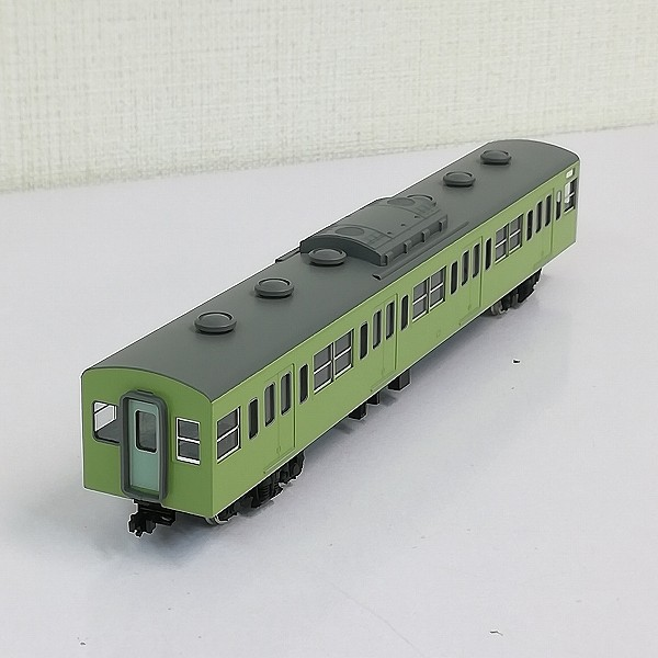 KTM カツミ HO 103系 通勤電車 サハ 103 ウグイス_2