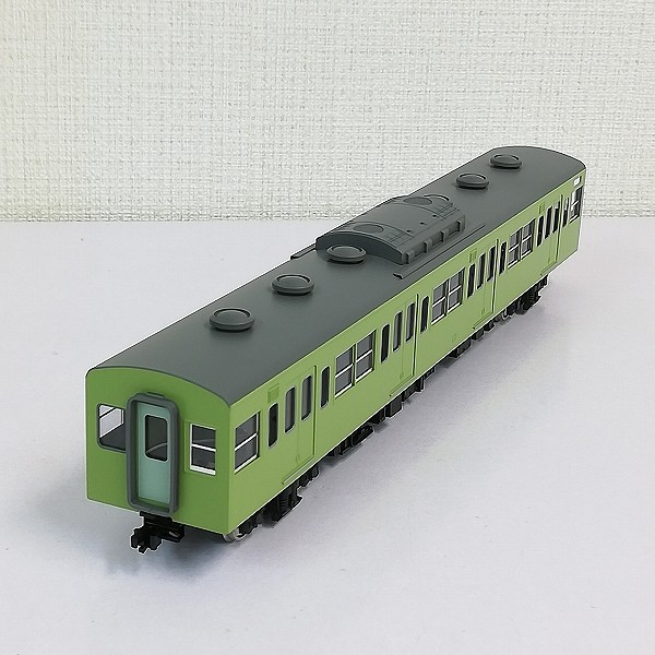 KTM カツミ HO 103系 通勤電車 モハ 102 ウグイス_2