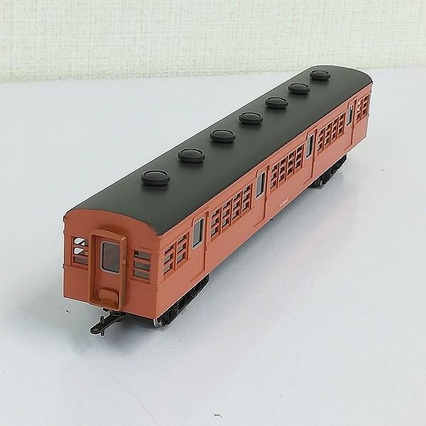 ペーパー製 HO サハ 78310 片町線 旧国電_3