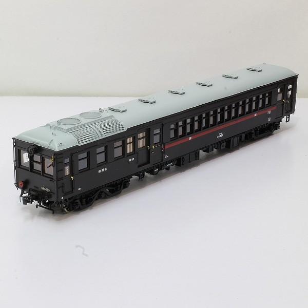 フクヤマモデル HO 16番ゲージ 国鉄 キハニ36450 茶_3