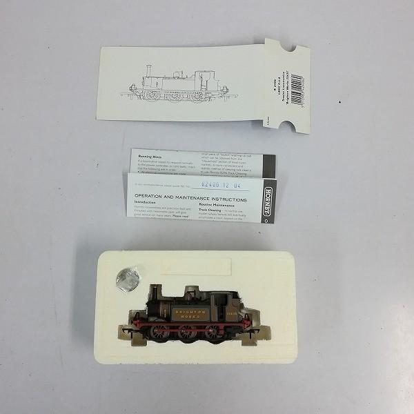 HONRBY OOゲージ R2406 LBSC 0-6-0 蒸気機関車 Brighton Works 32635_2