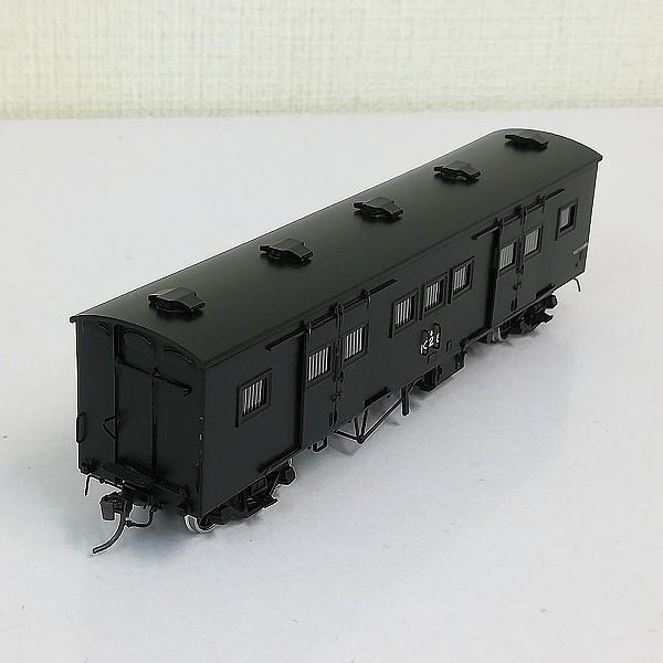 アダチ HO 貨車 ワキ 1000 9ツ窓 完成品_2