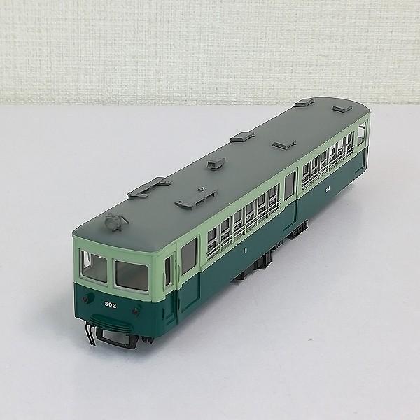 ペーパー製 HO ボディ 京阪 500形 502_2