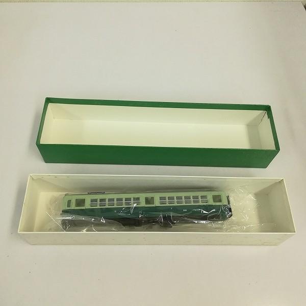 ペーパー製 HO ボディ 京阪 500形 502_3
