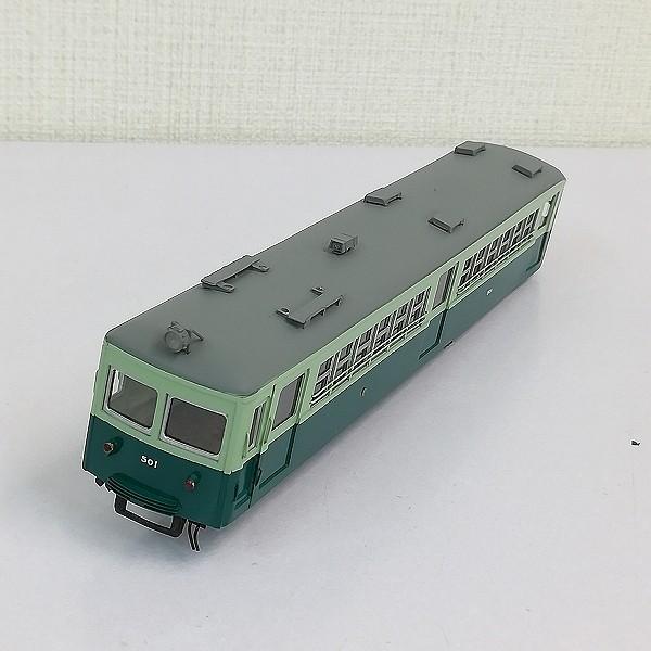 ペーパー製 HO ボディ 京阪 500形 501_2