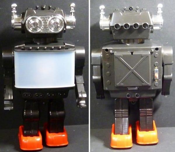 ホリカワ 堀川玩具 テレビロボット ビッグスクリーン_2