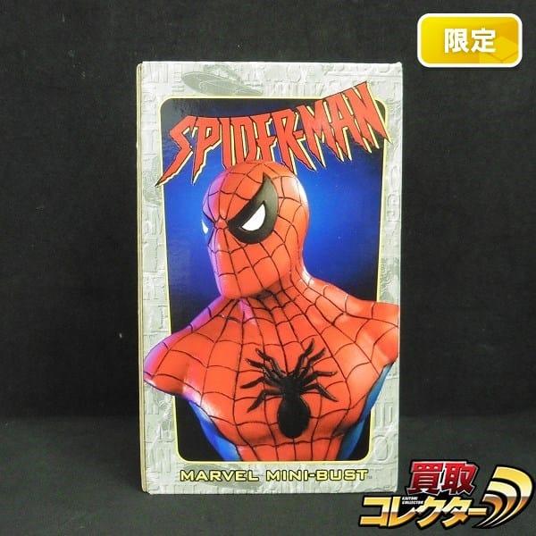 12000体限定 BOWEN スパイダーマン ミニバスト / Marvel
